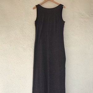 Forever 21 Grey Maxi Dress